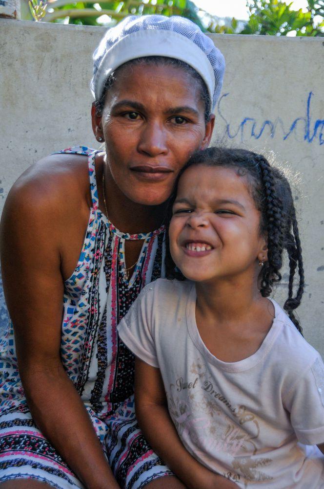 L'hospitalité capverdienne... Portraits Habitants de Santo Antao