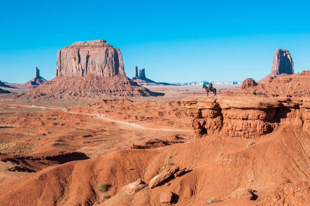 Album Photos Ouest Américain Monument Valley