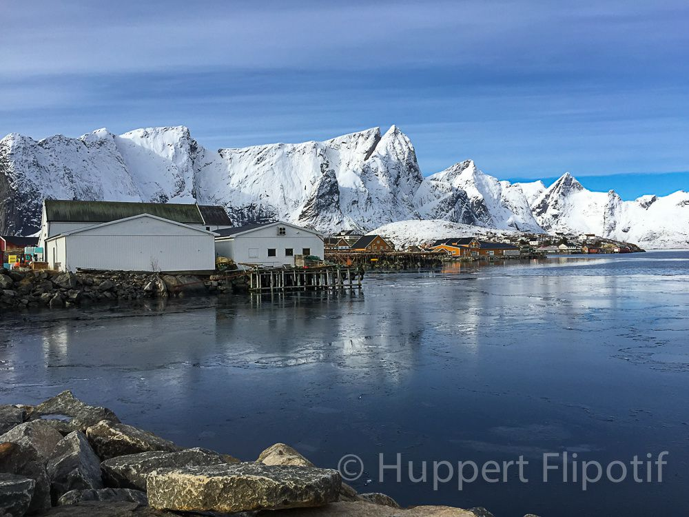 Norvège Lofoten - Reine