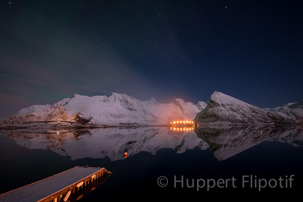 Norvège Lofoten - Mirror
