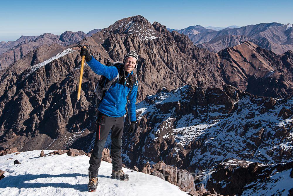Album Photos Maroc - Ascension de l'ouanoukrim