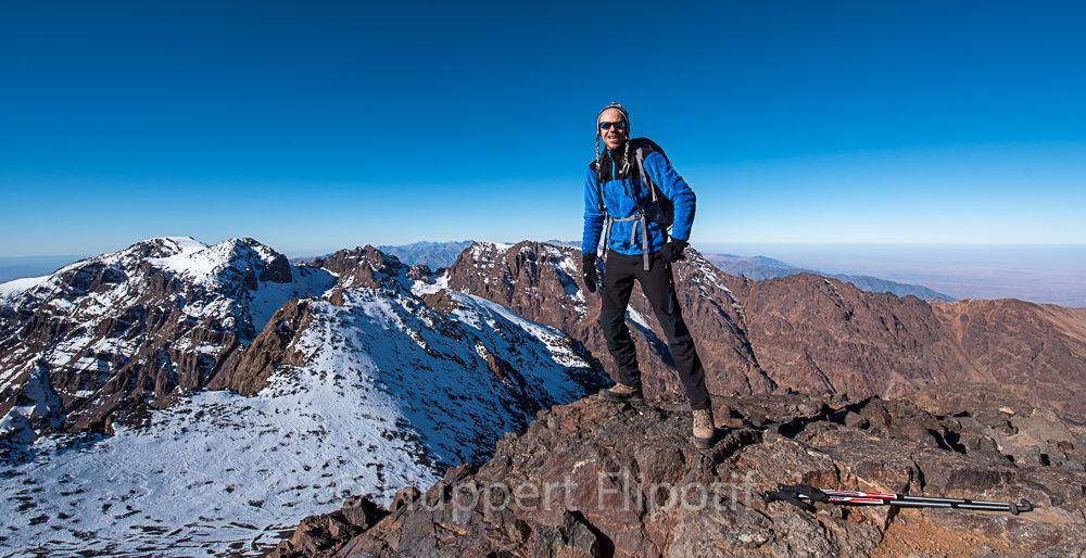 Album photos - Maroc - Ascension du Toubkal