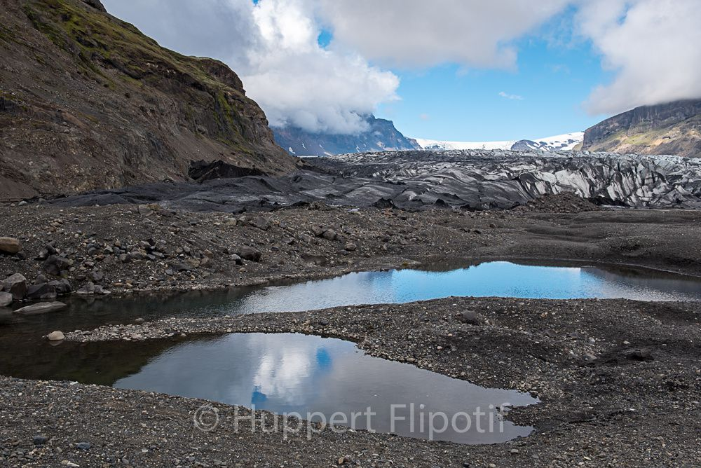 Islande : Album Photos Skaftafell