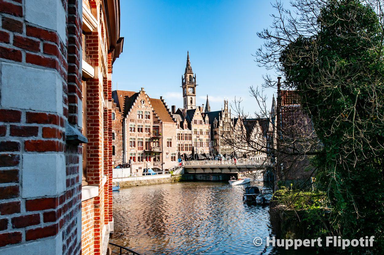 canaux de Gand (Gent)