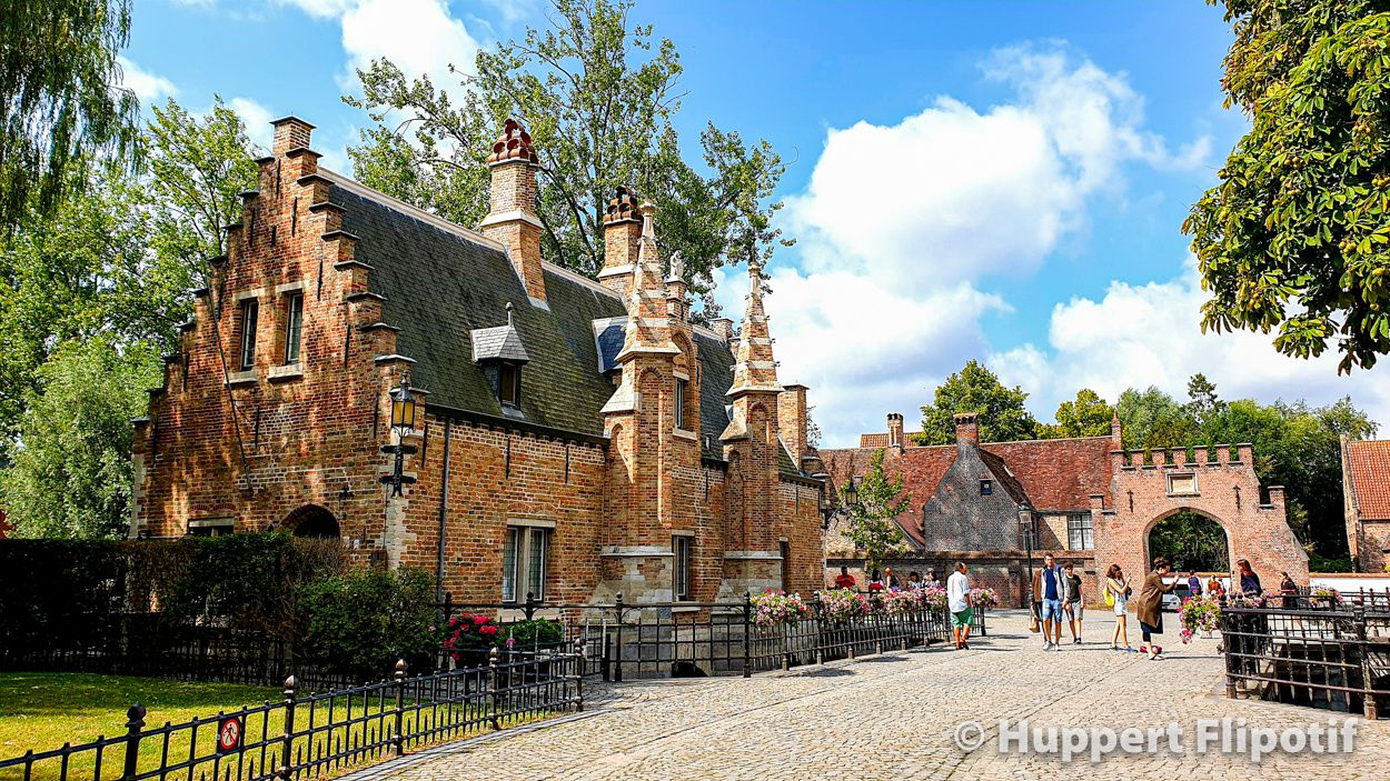 Lac d'Amour Minnewater Bruges