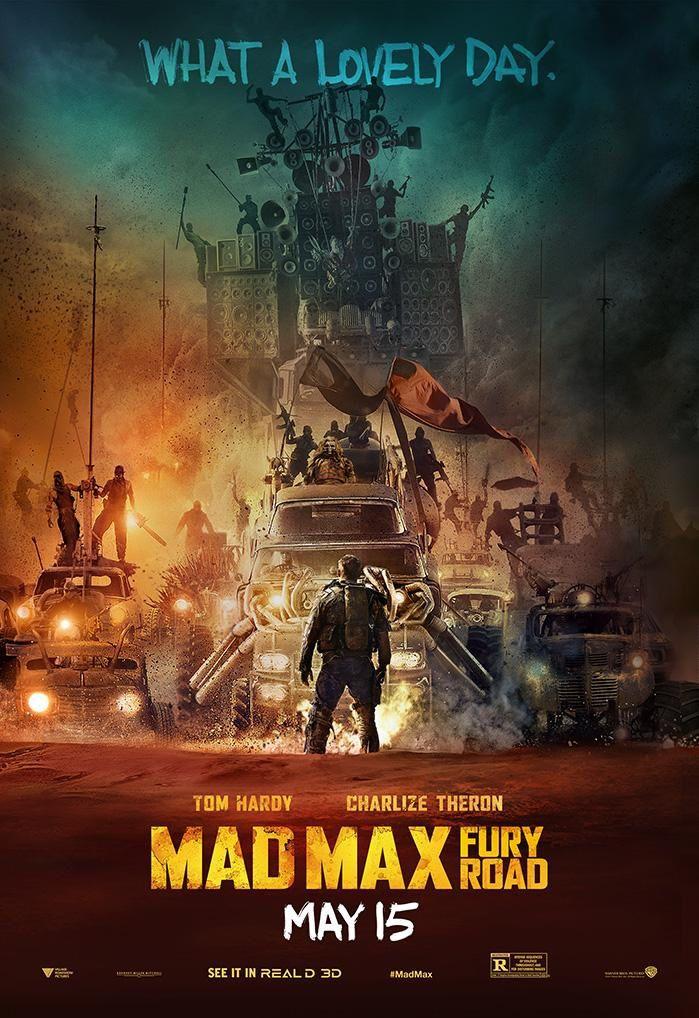 MAD MAX FURY ROAD - la critique
