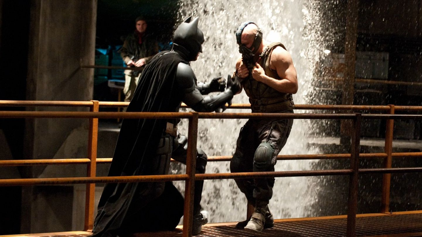 The Dark Knight Rises - la critique