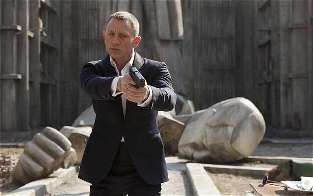 SKYFALL - la critique