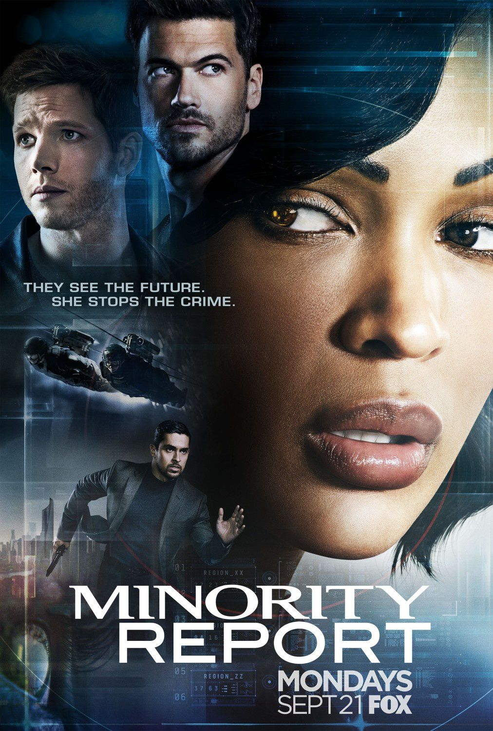 MINORITY REPORT - critique pilote
