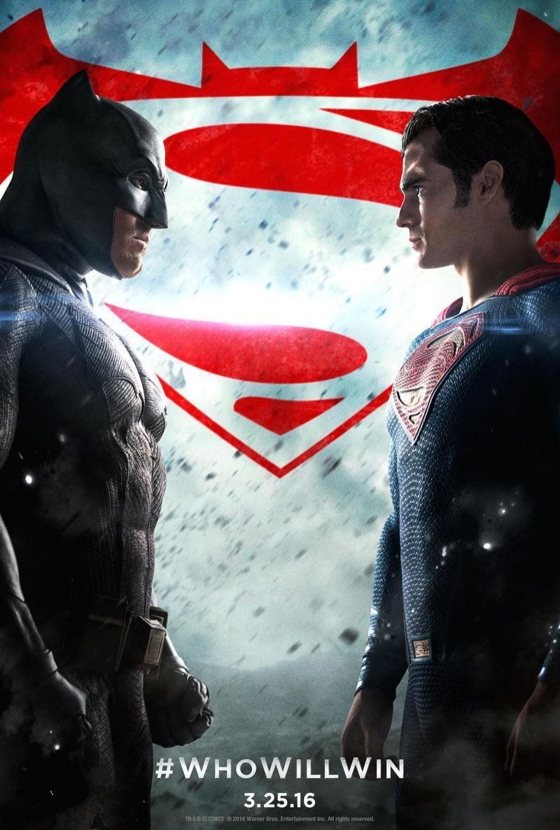 BATMAN v SUPERMAN : L'AUBE DE LA JUSTICE - la critique