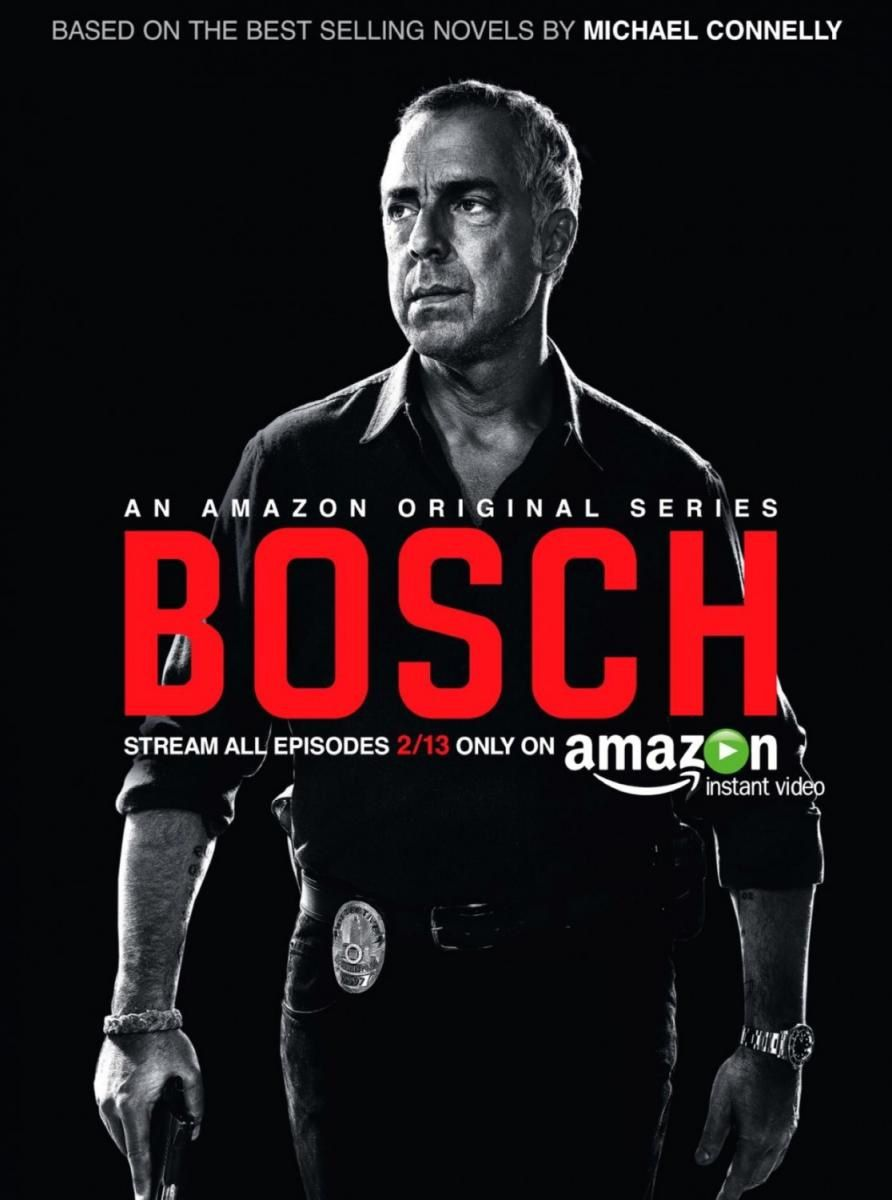 3 raisons de regarder HARRY BOSCH
