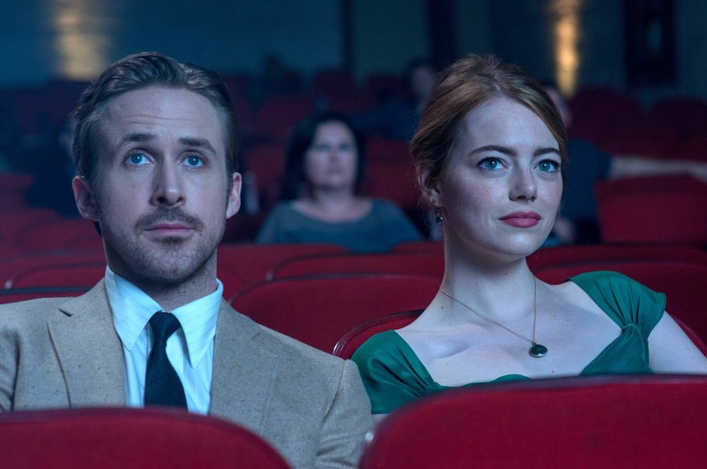 LA LA LAND - la critique