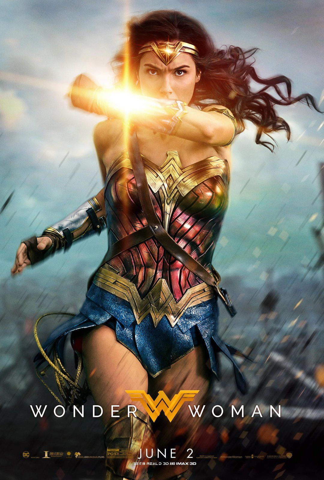 WONDER WOMAN - la critique