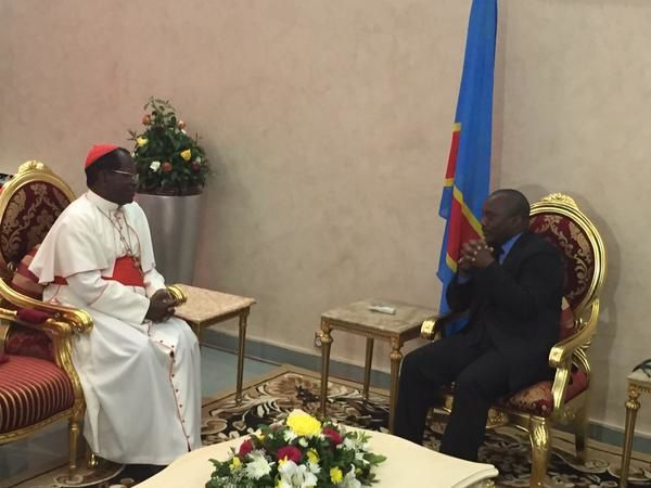RDC : DIALOGUE : MGR. MOSENGWO RAPPELLE A KABILA DE RESPECTER SCRUPULEUSEMENT LA CONSTITUTION  ET DE PRENDRE EN COMPTE LES RESOLUTIONS DE &quot&#x3B;PROTEGEONS LA NATION&quot&#x3B;