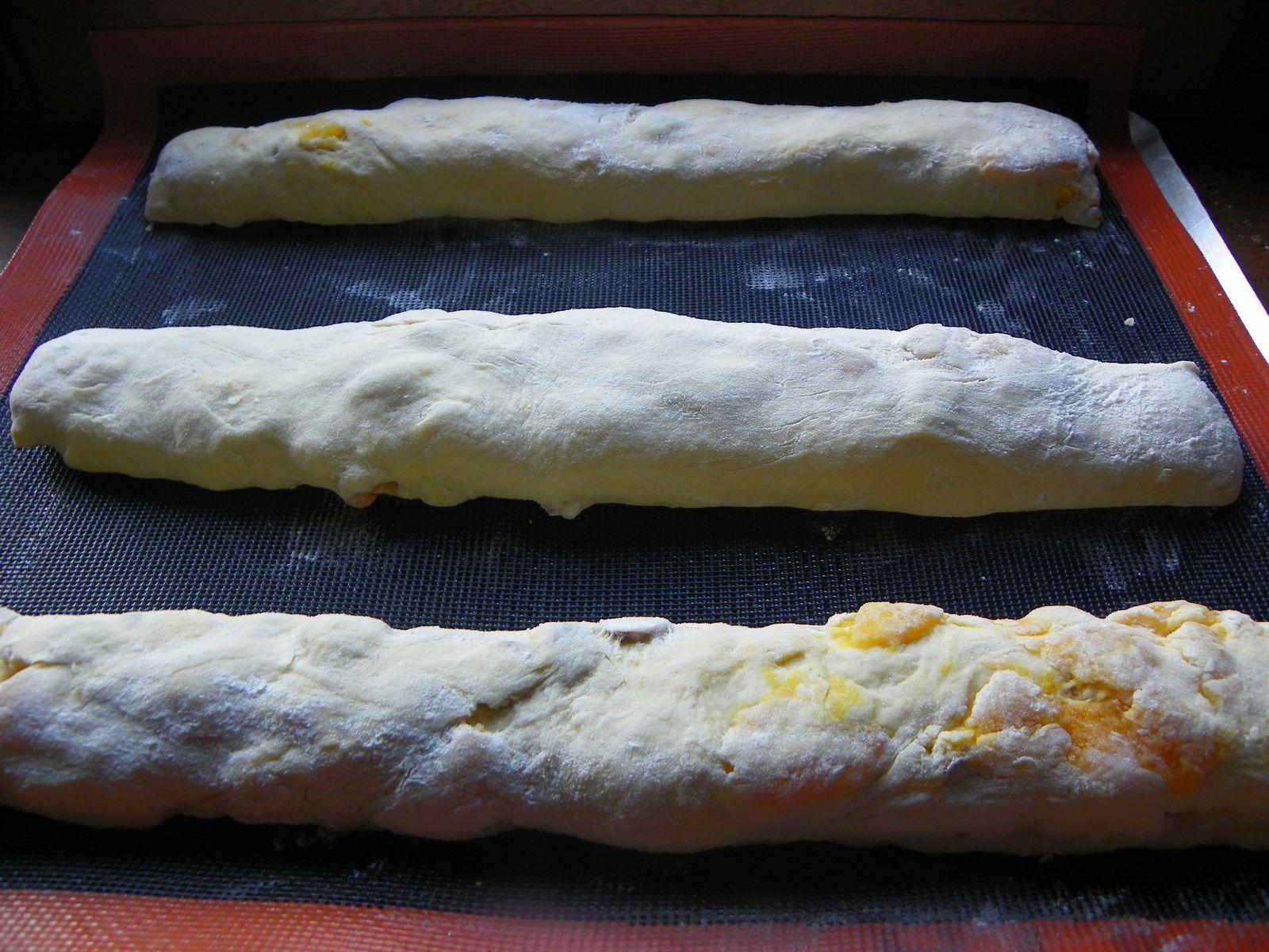 Mes baguettes gourmandes Abricots secs & noisettes
