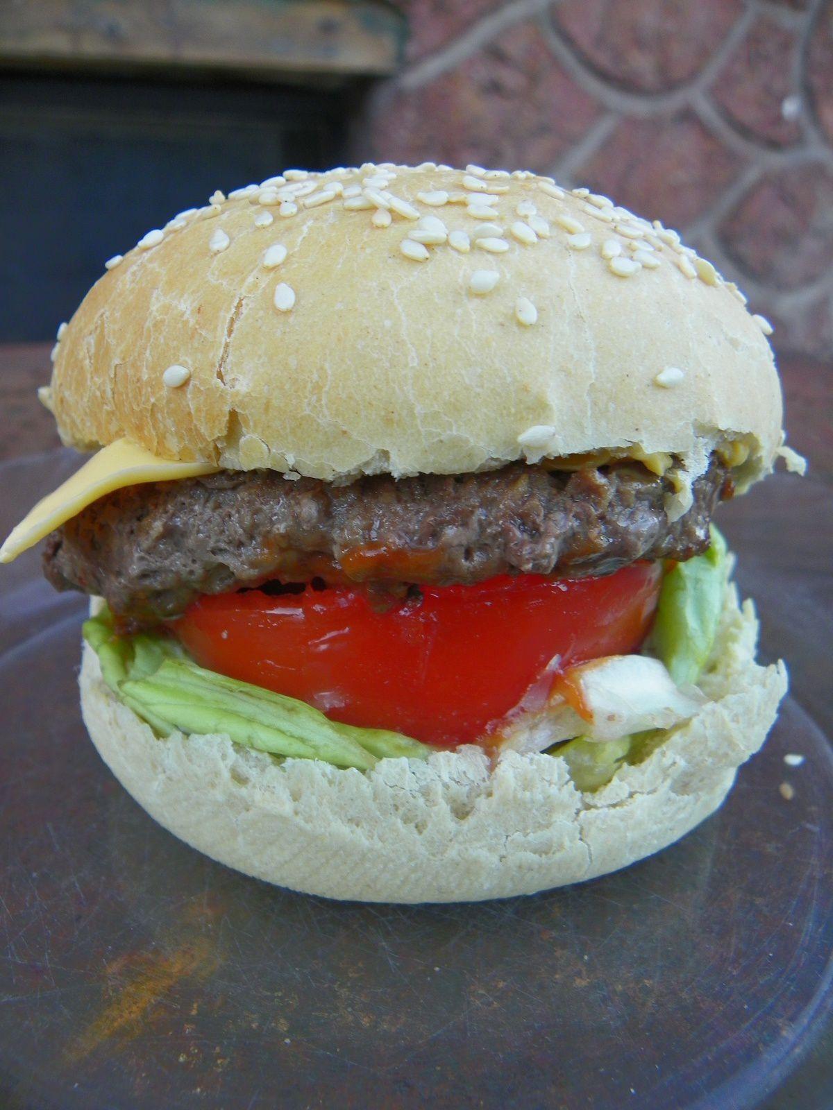 Pains burgers
