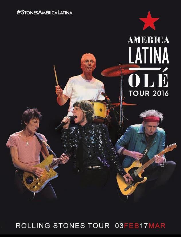 America Latina Olé Tour