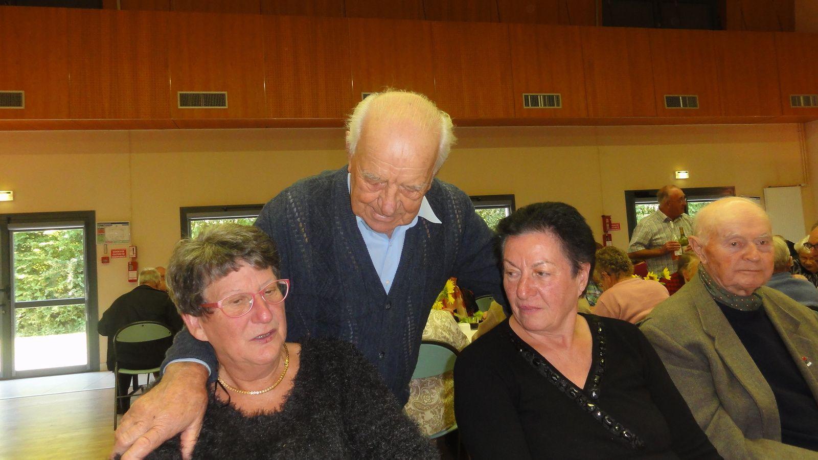 Le décès de Monsieur Léonce CHAIGNEAU, 89 ans , à VAAS.
