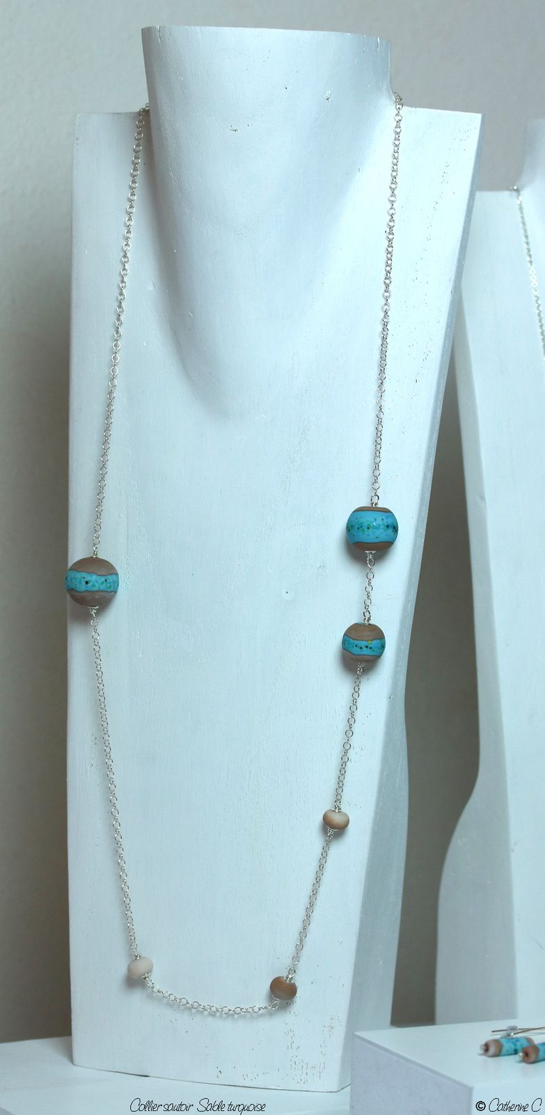 Collection Sable turquoise
