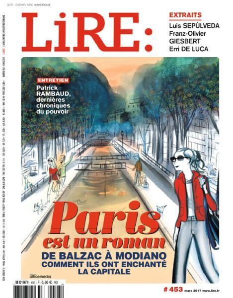 Paris est un roman