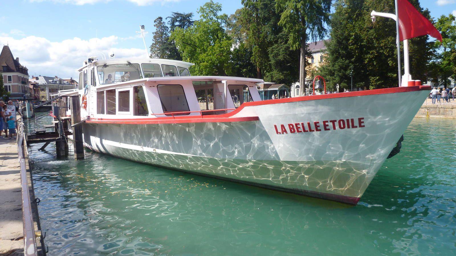 Rando Découverte Annecy du 05 au 12 /09/2015