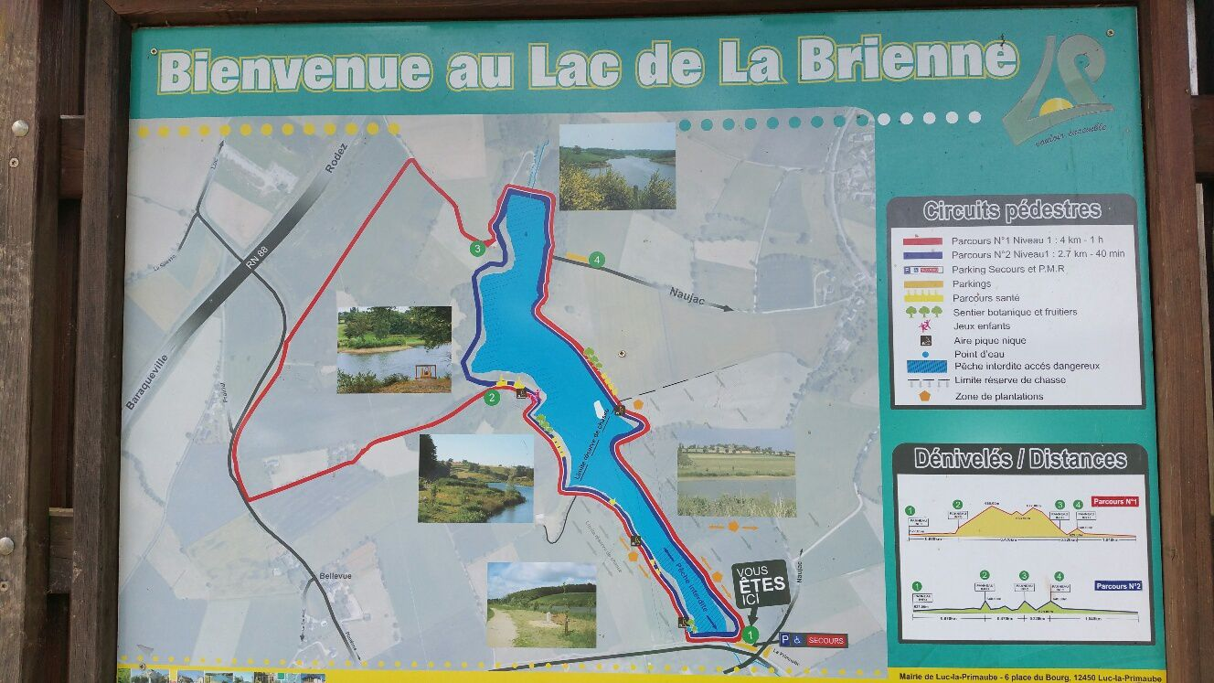 La vallée de la Brienne
