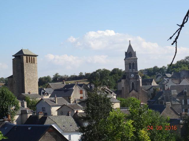 """Rando """"Autour des deux clochers"""" du Samedi 24 Septembre 2016"""