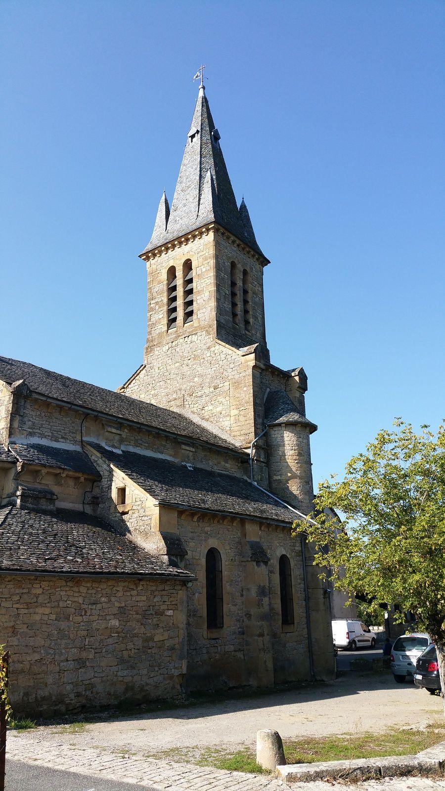 L'église de Pierrefiche