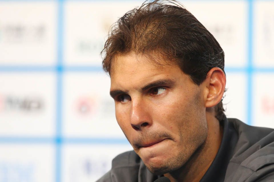 Rafael Nadal Photo l'équipe