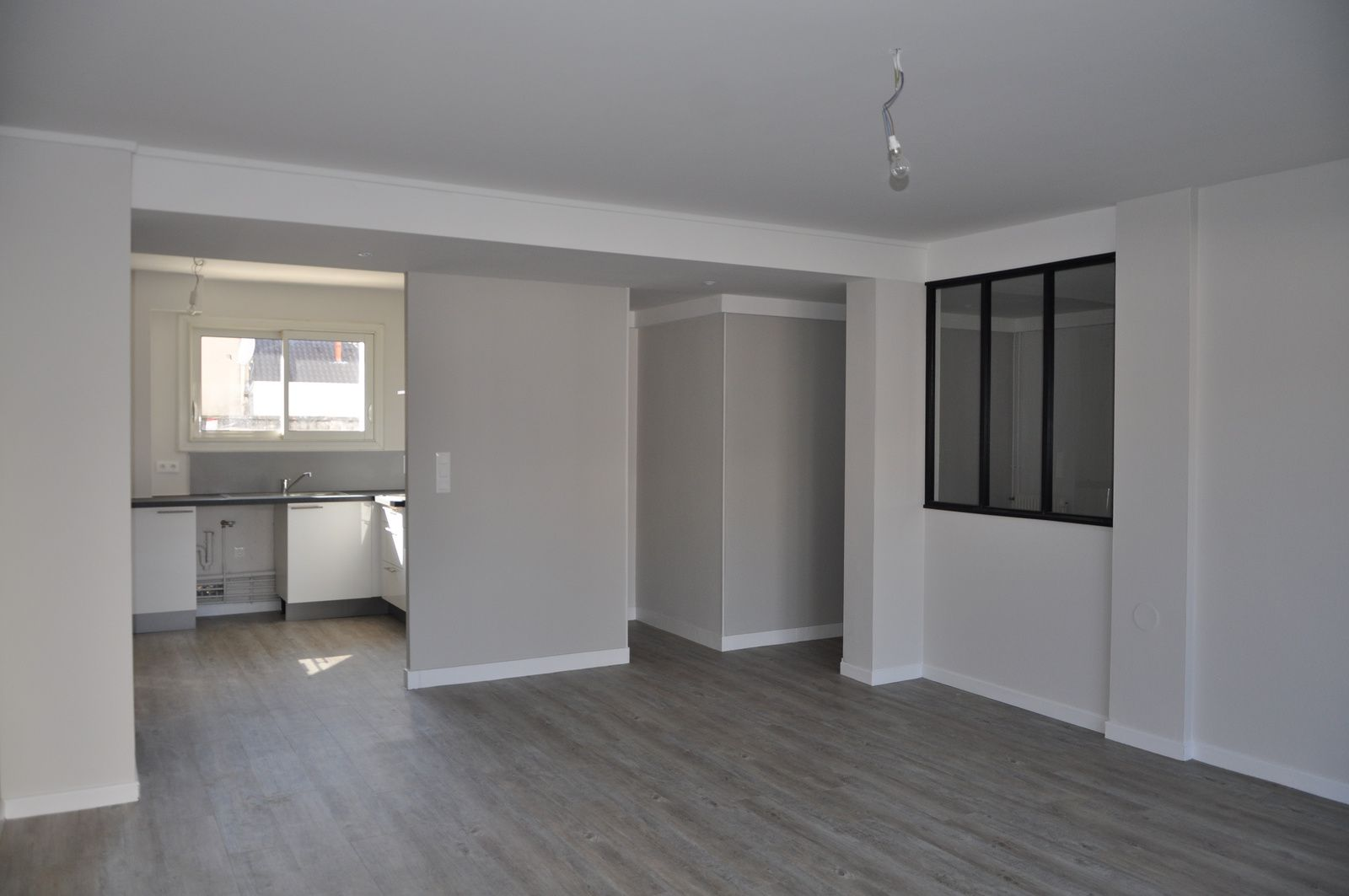 R novation d 39 un appartement avant apr s for Conception 3d appartement