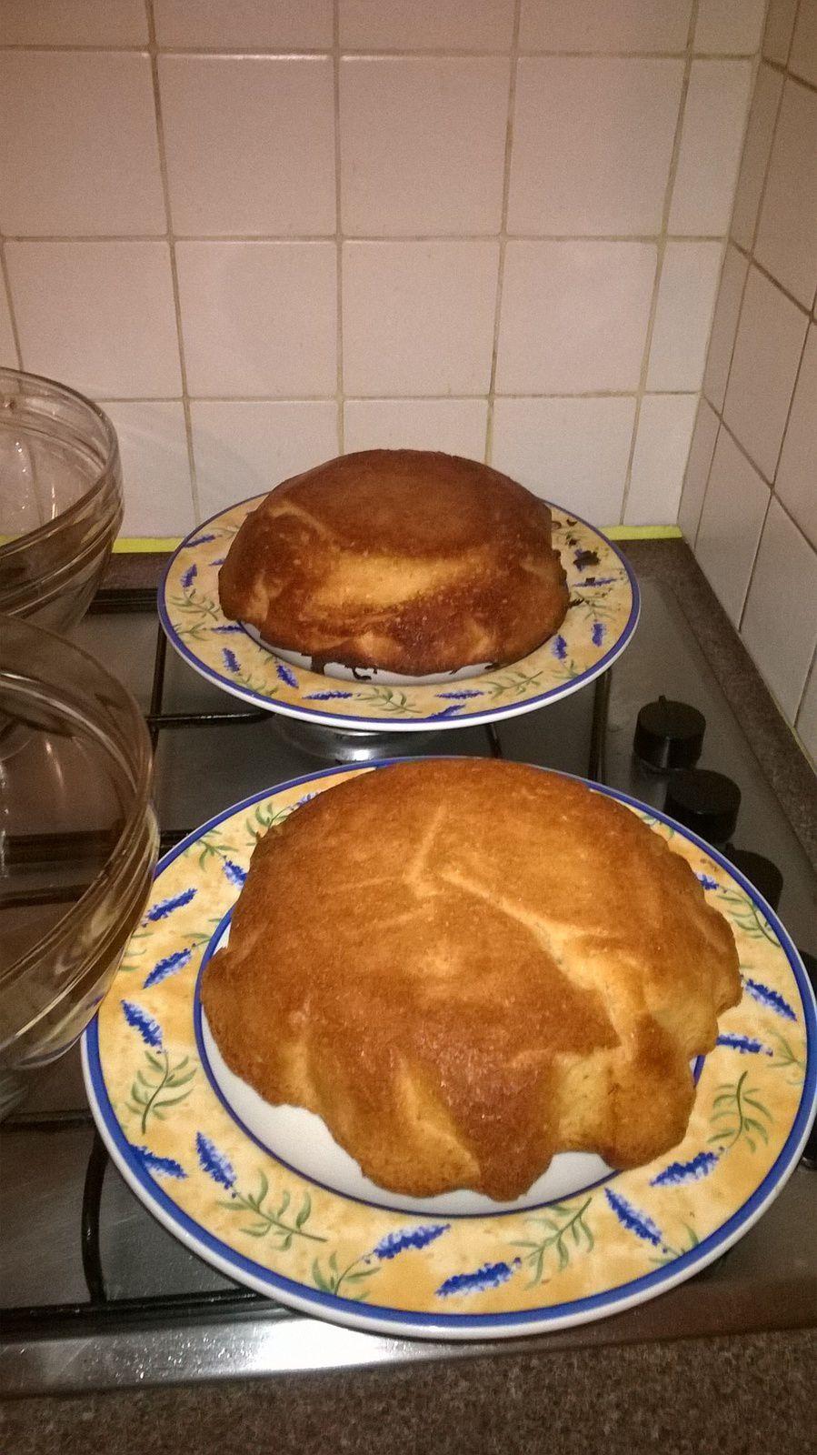 Piniata cake version fille Nutella et mms