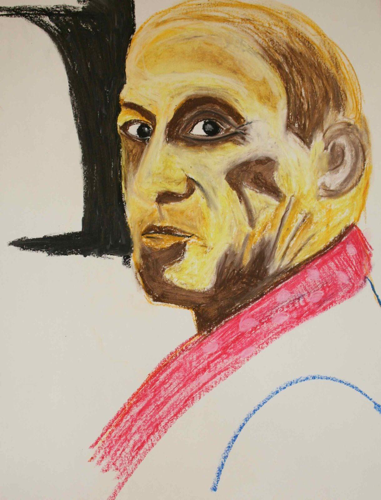 Cliquer sur la photo pour accéder au diaporama : recherche autour de Picasso