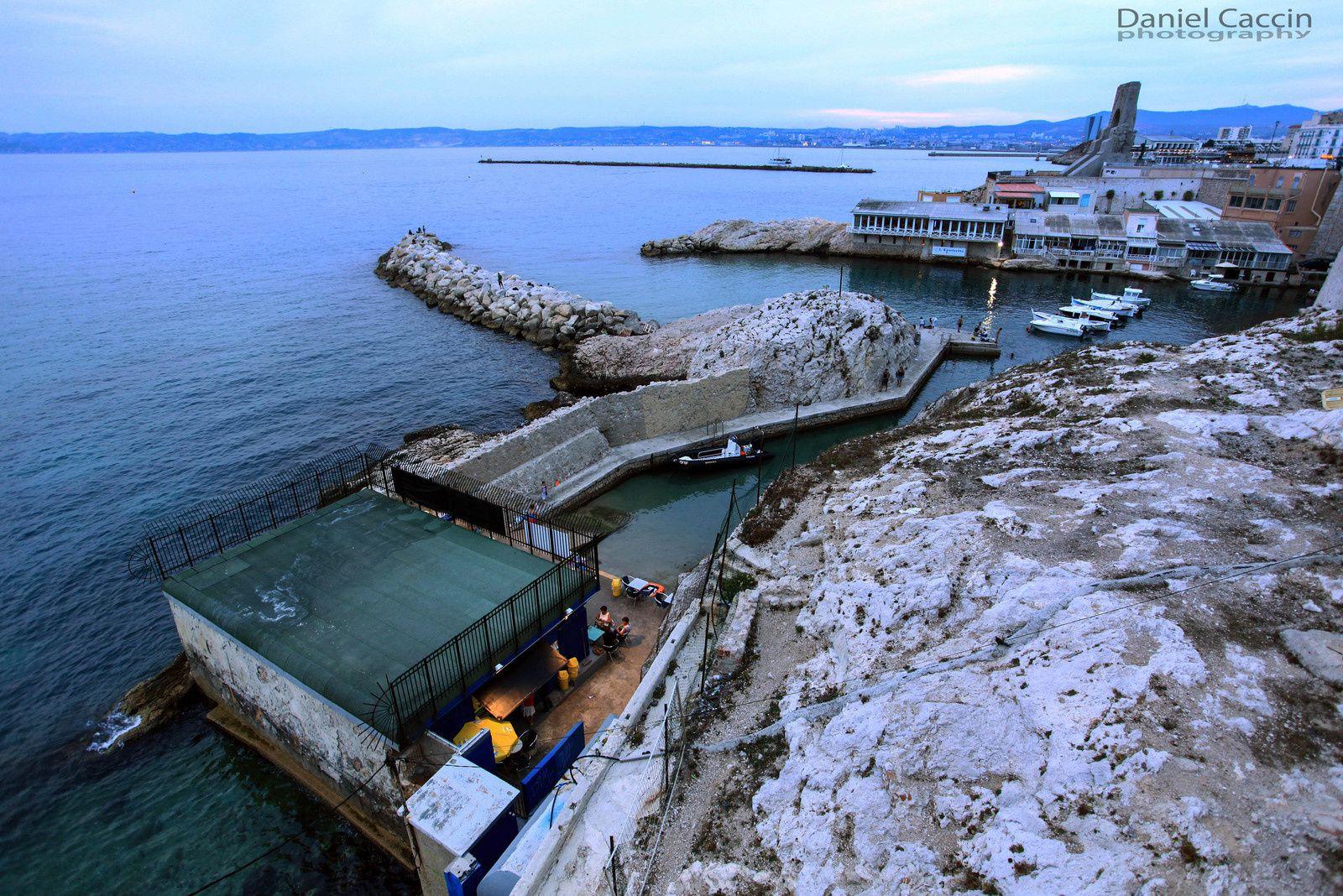 Entre Marseille et La Ciotat - Été 2024