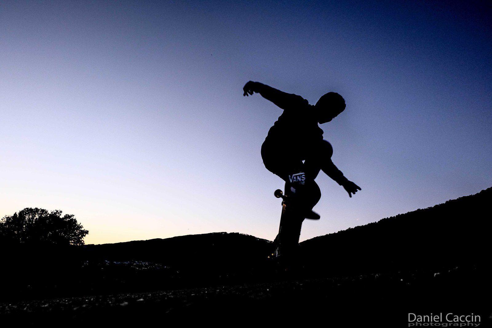Malik the king of skate