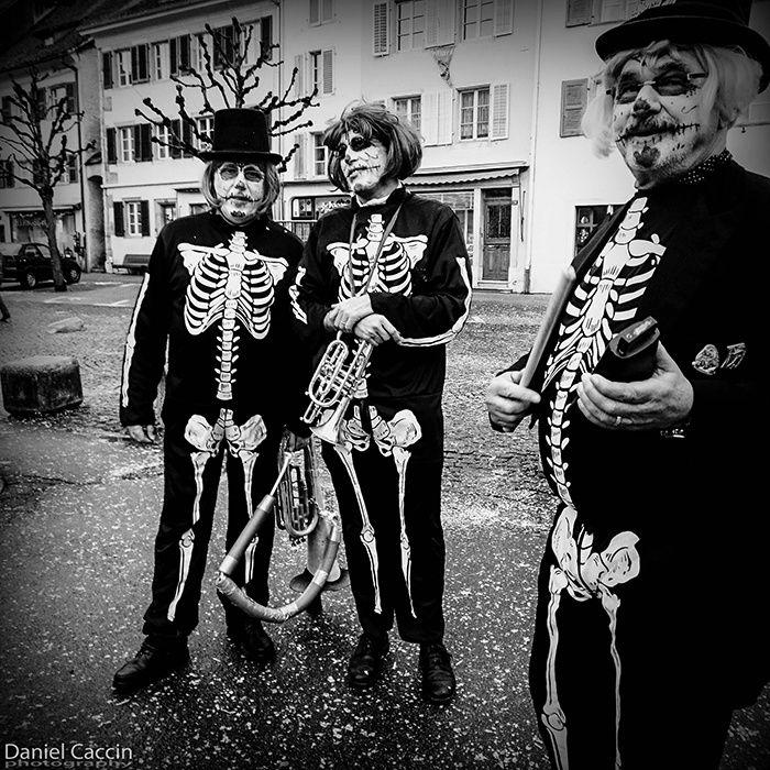 Carnaval de Delémont avec Xpéria