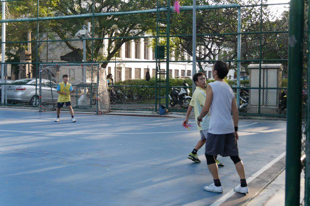 07/12/2015 : Parc au matin, grand palais, Resto japonais