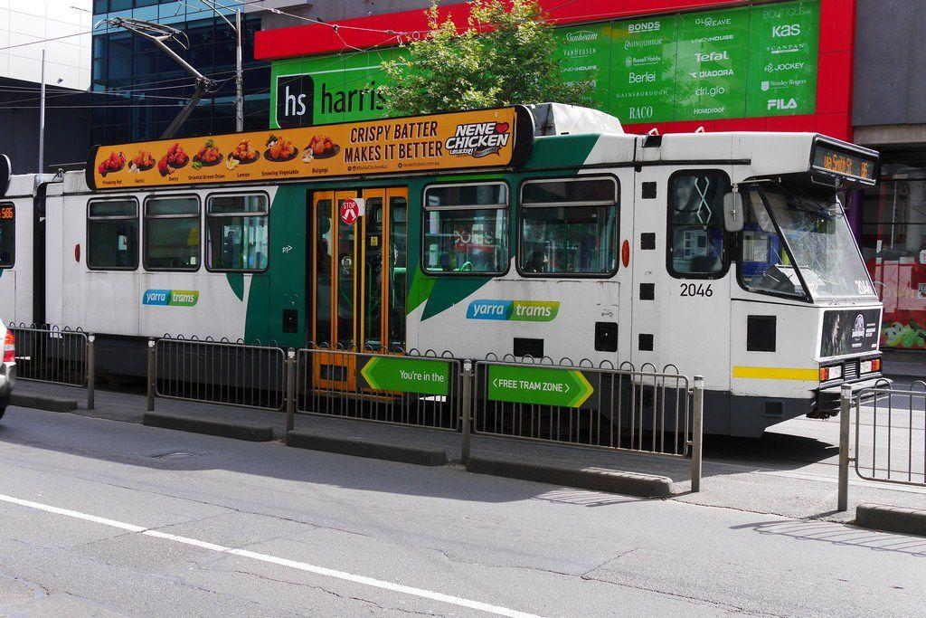 20161128 : arrivée Melbourne