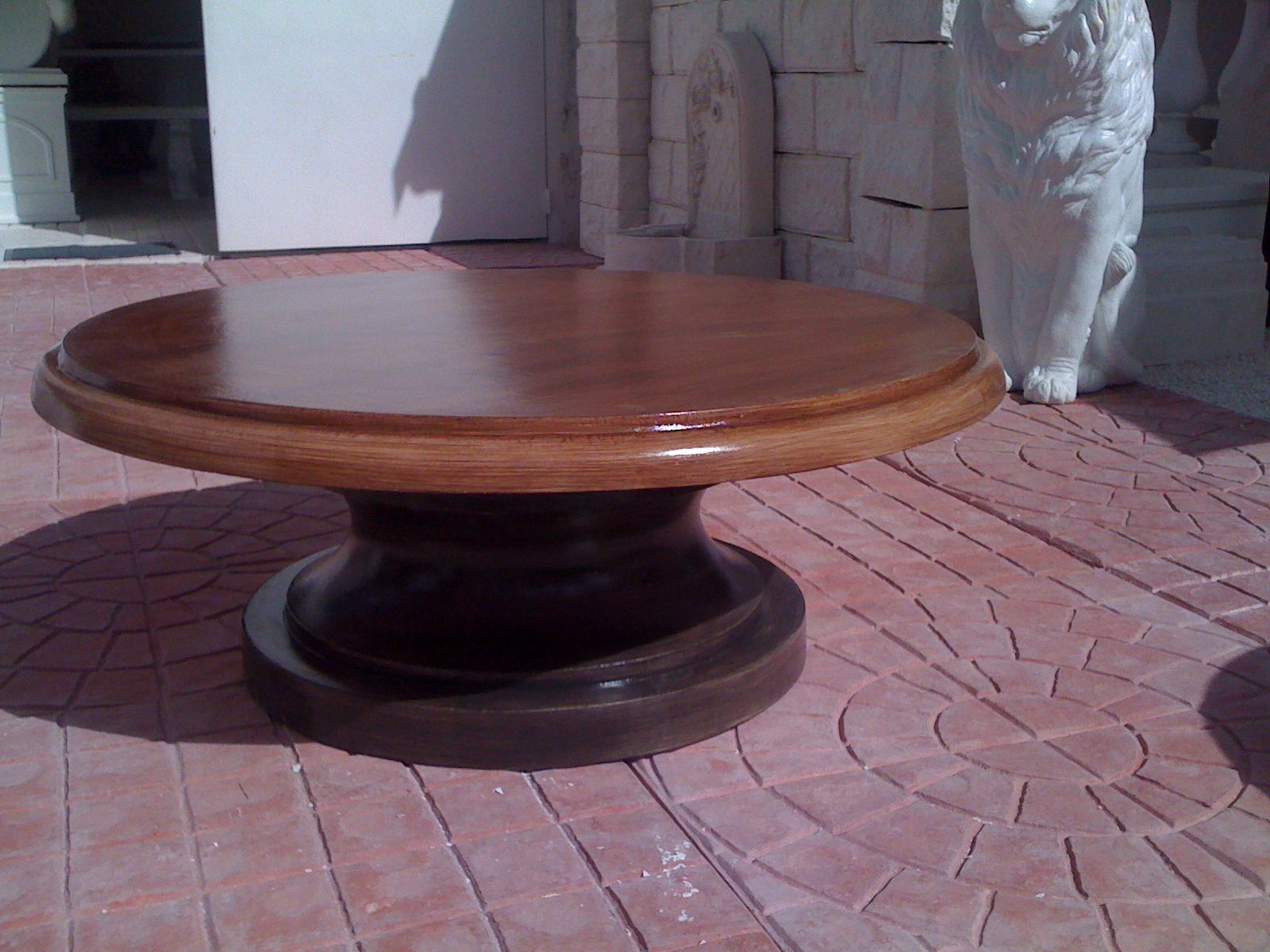 TABLE BASSE RONDE PM