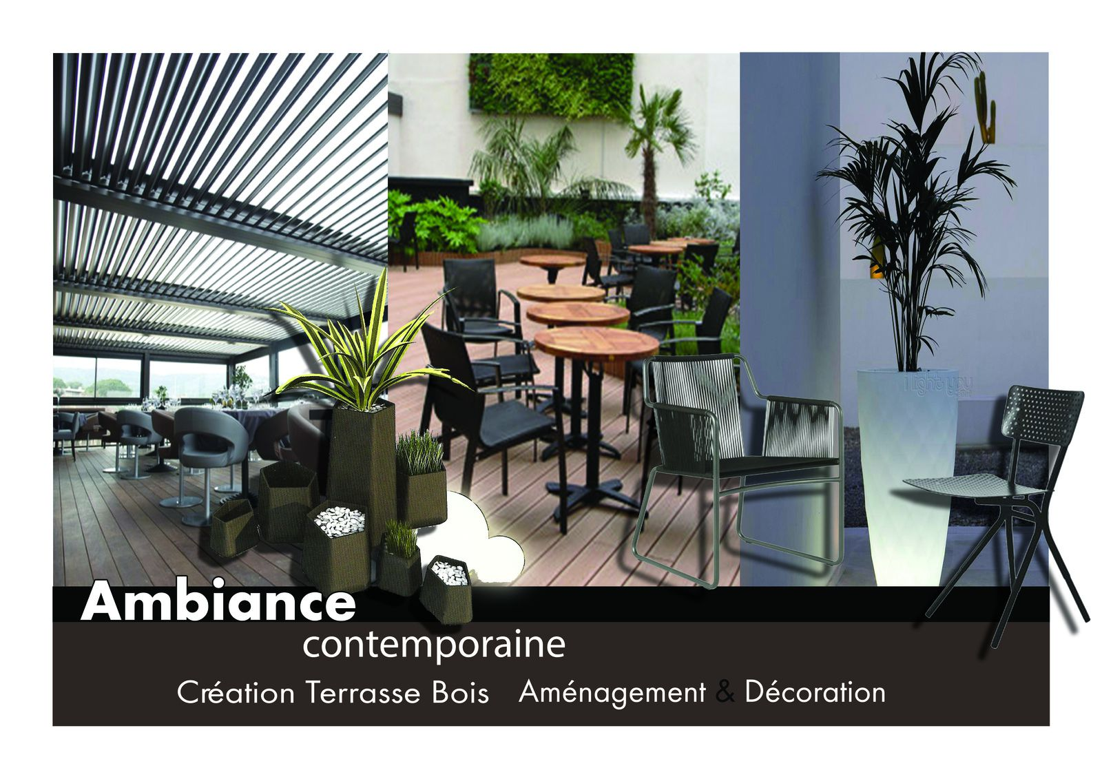hotel restaurant la terrasse bois devient. Black Bedroom Furniture Sets. Home Design Ideas
