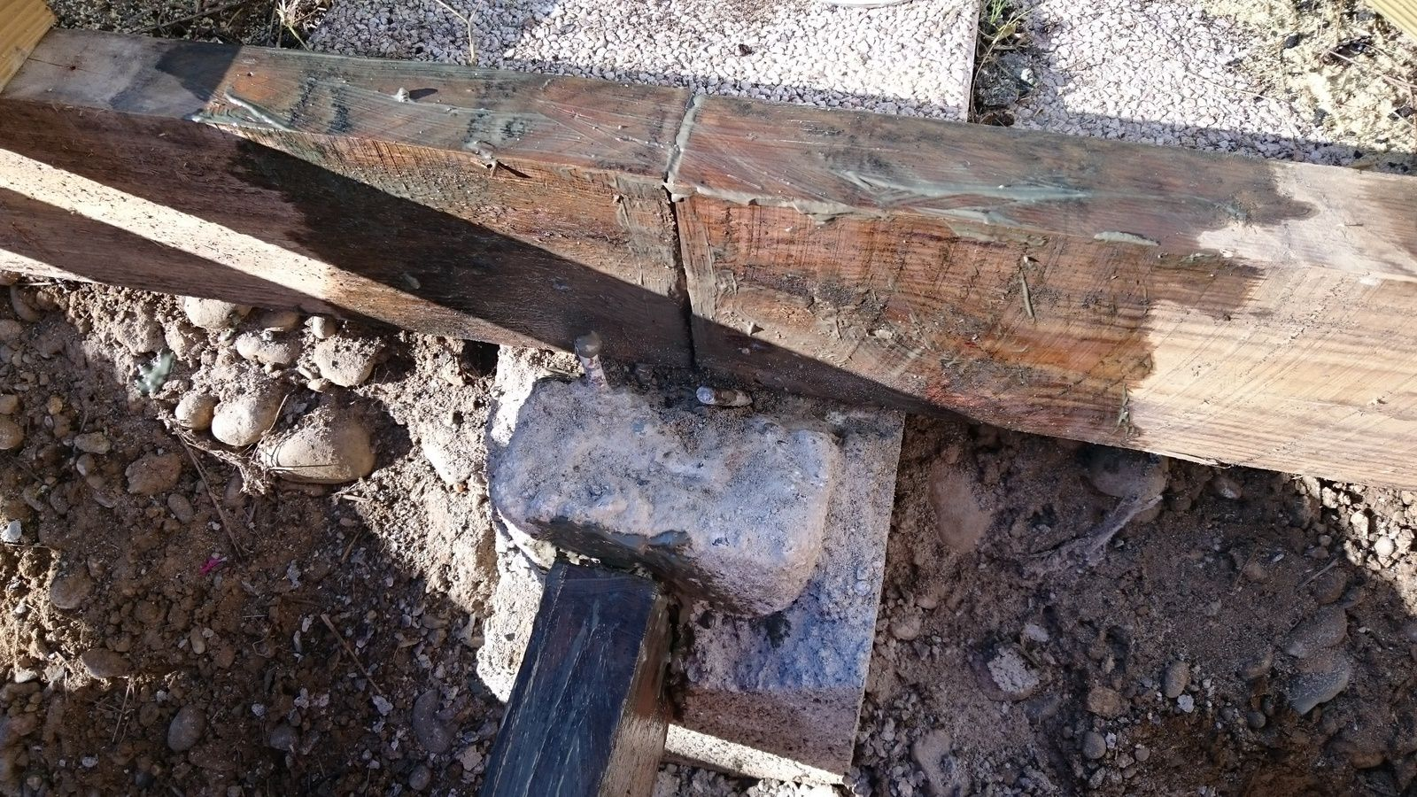 PROJET  RENOVATION d'une TERRASSE EXISTANTE = Le projet final s'intégre au projet habitation...