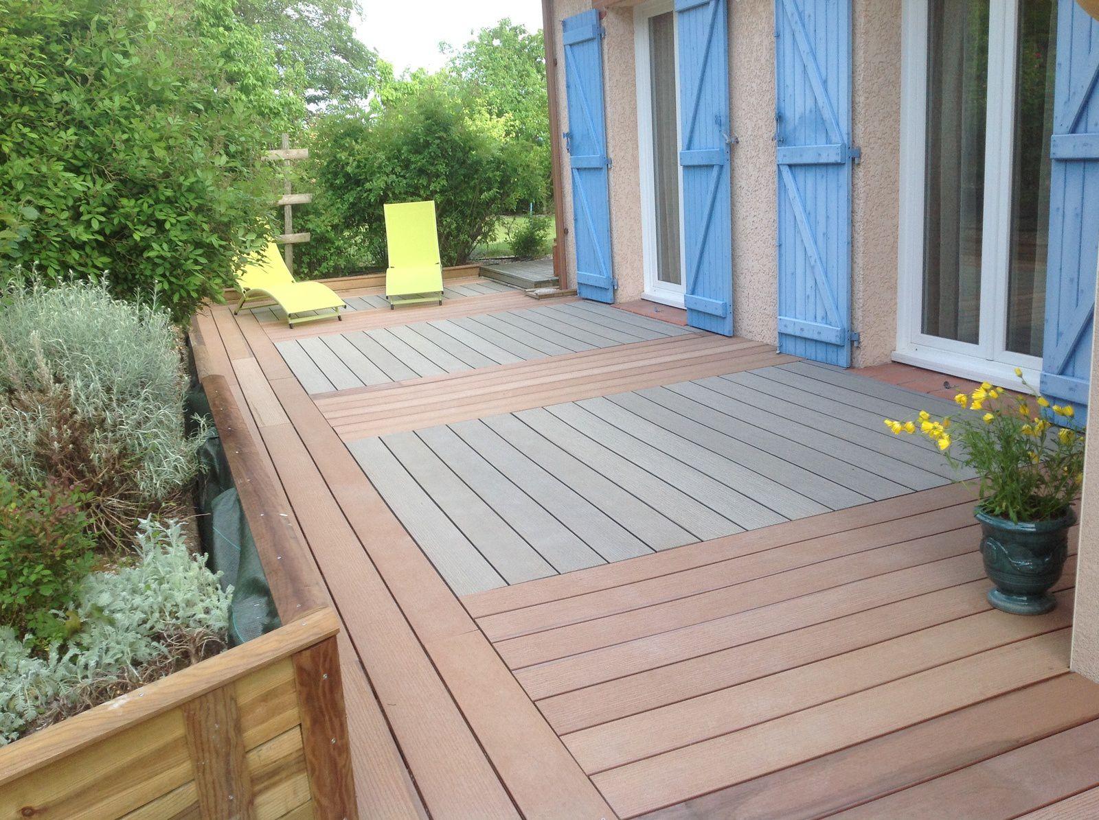 Terrasse bois le blog de - Terrasse en bois ou composite ...