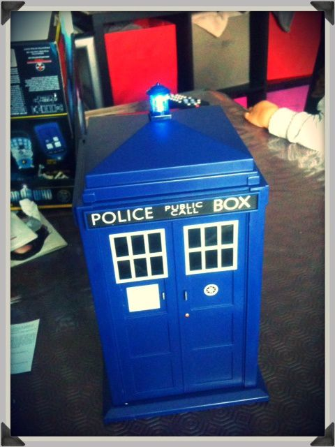 Mon amour pour Doctor Who