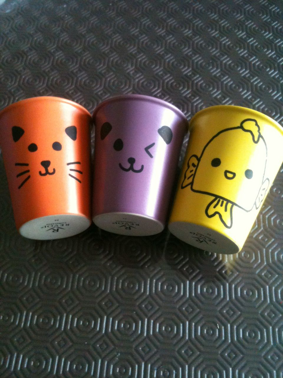 Customisation de tasses