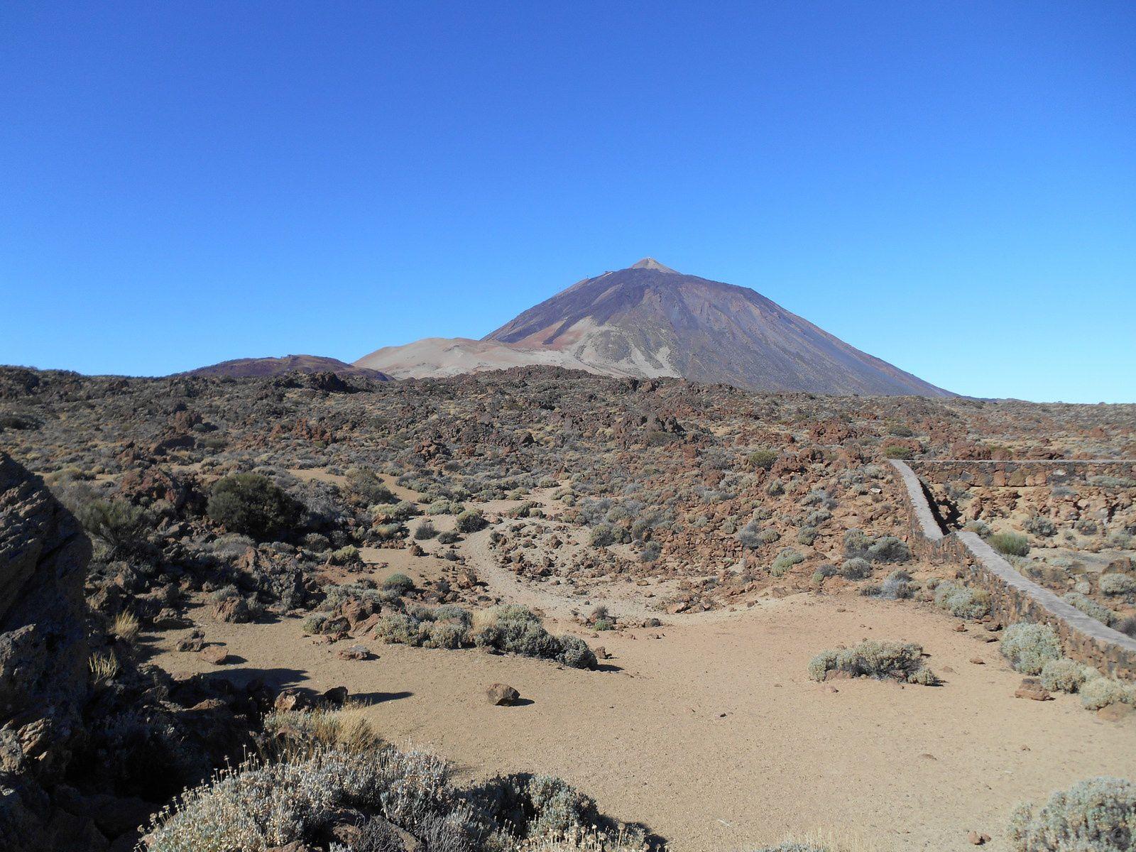 Le Teide...