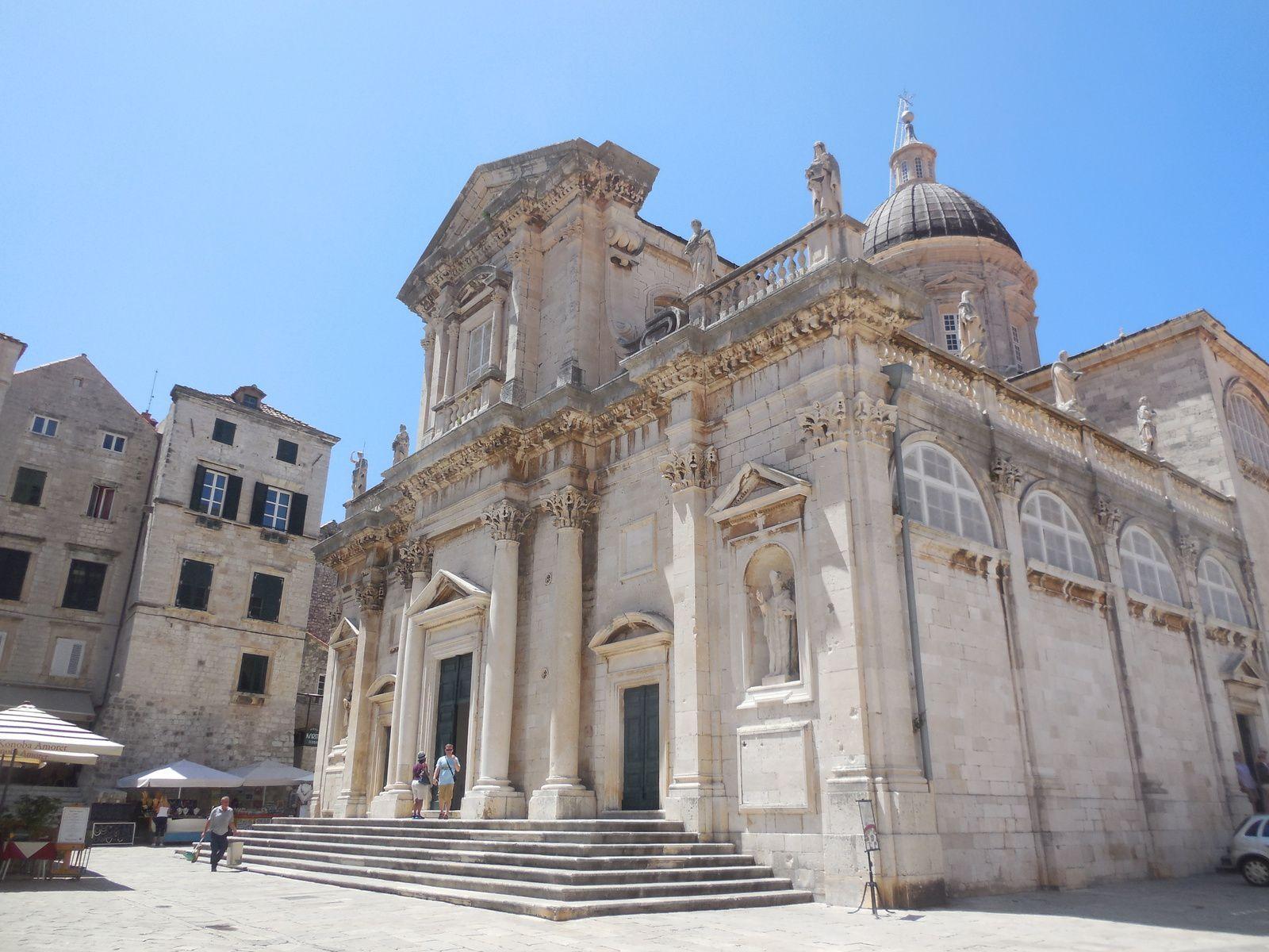 Dubrovnik: &quot&#x3B;La perle de l'Adriatique&quot&#x3B;