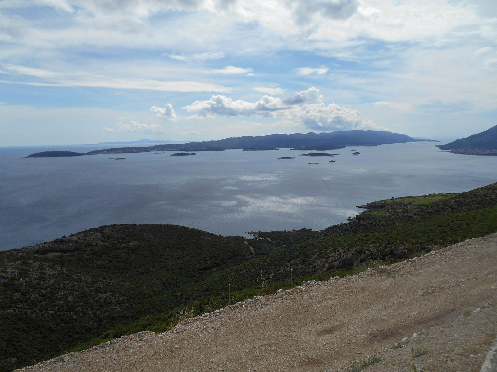 L'île de Korcula.