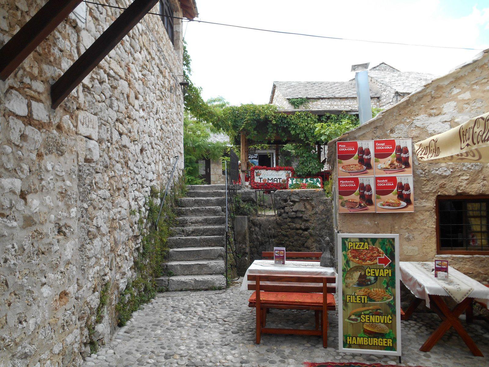 Mostar (Bosnie-Herzégovine)