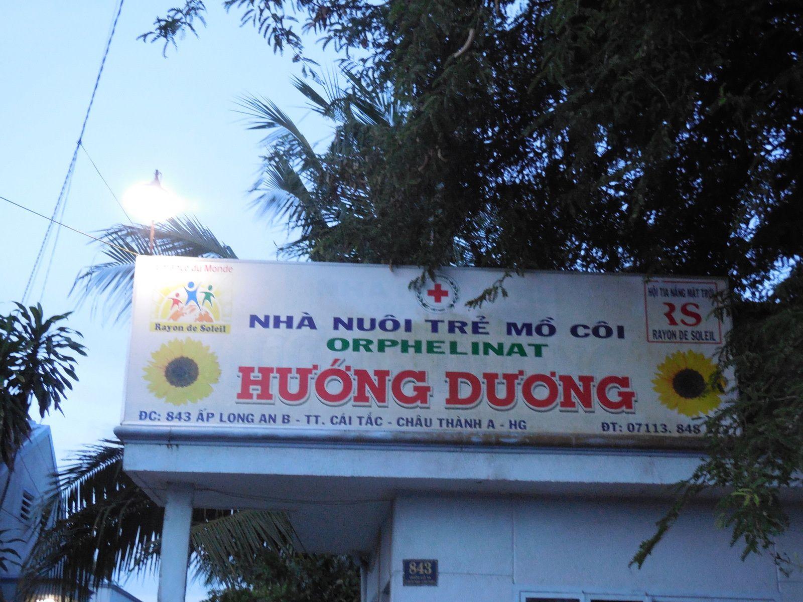 Viet Nam: 2ème jour- De Ho-Chi-Minh Ville à Can Tho.