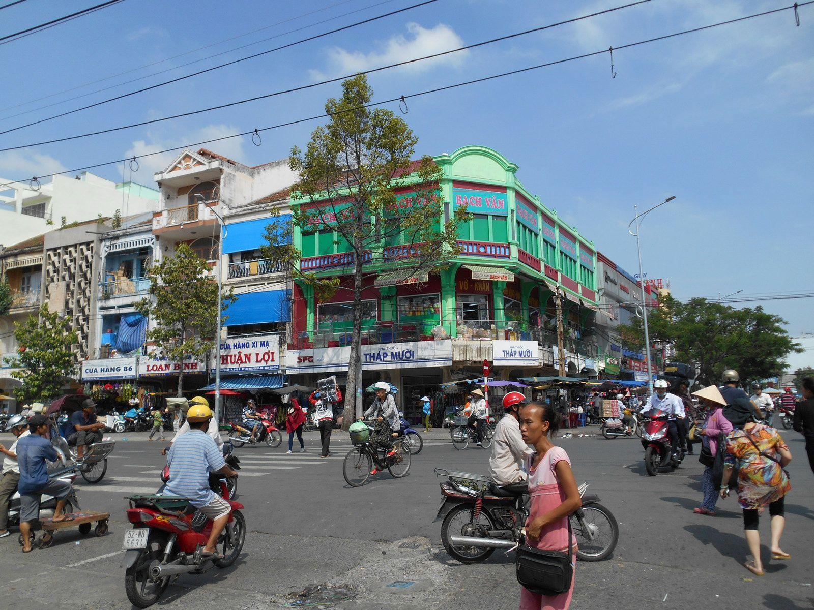 Viet Nam: 1er jour- Découverte de Ho-Chi-Minh Ville