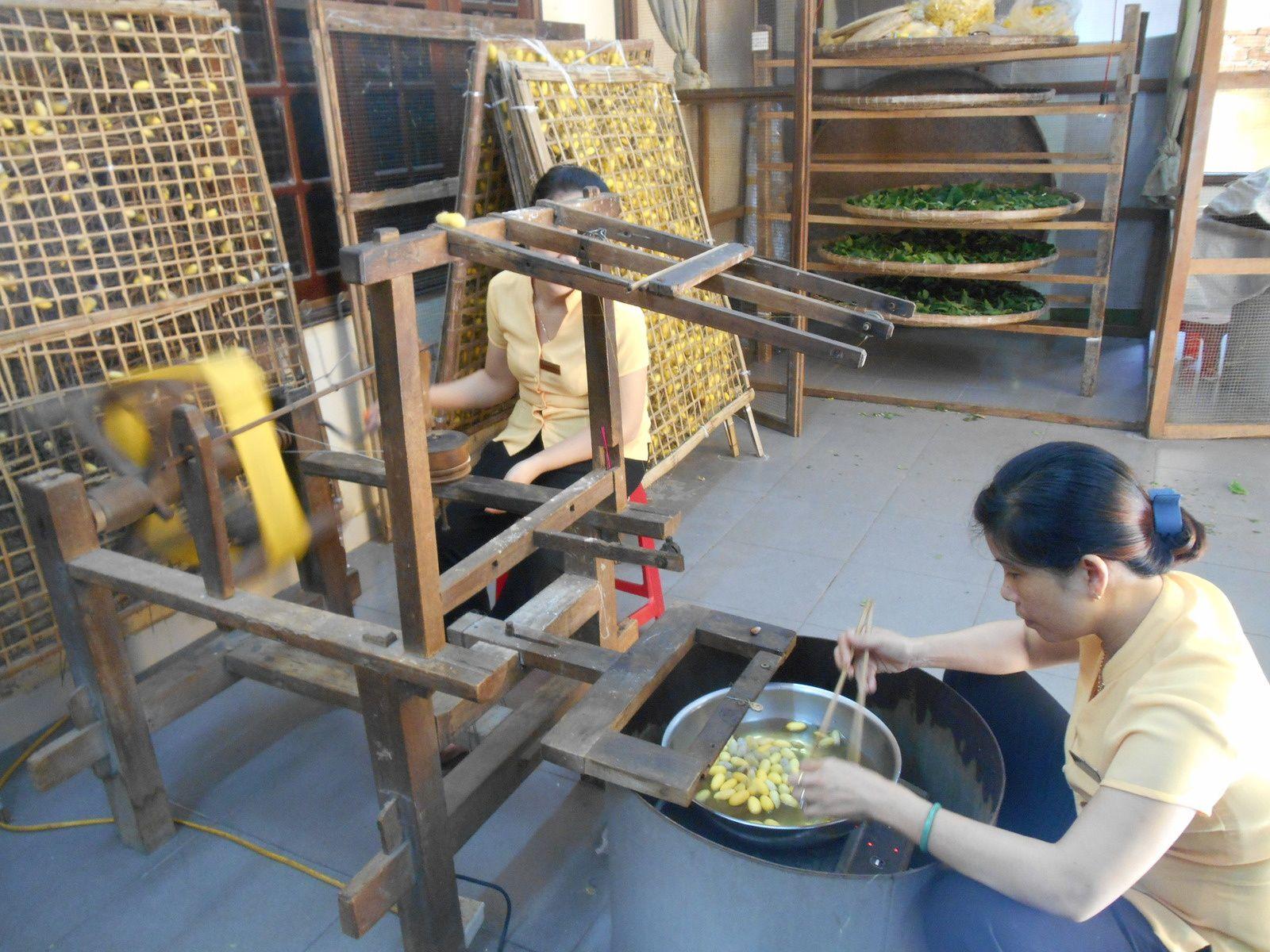 Viet Nam: 4ème jour - De Danang à Hoï Han